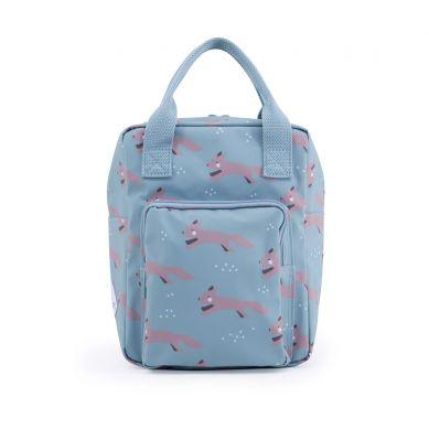 Eef Lillemor - Mini Plecak Fox Blue
