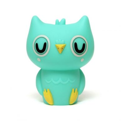 Petit Monkey - Lampka Owl Ocean