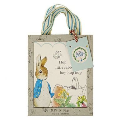 Meri Meri - Torebki Upominkowe Peter Rabbit & Friends