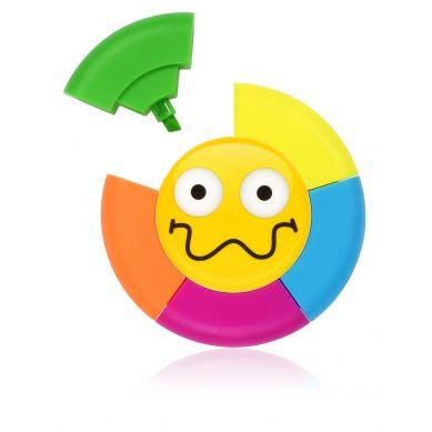 NPW ROW - Zestaw Zakreślaczy Get Emojinal
