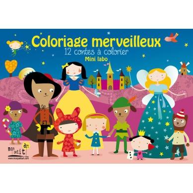 Mon Petit Art Kolorowanka Bajki