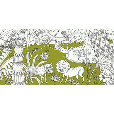 Wydawnictwo Adamada - Kolorowanka Maluje i Opowiadam w Dżungli
