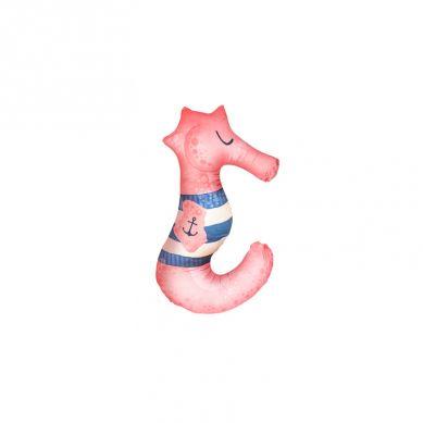 Baby Bites - Poduszka do Karmienia Sea Horse 55 x 35 cm Pink