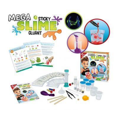 Buki - Mega Lab Produkcja 20 Slime Glutów 8+