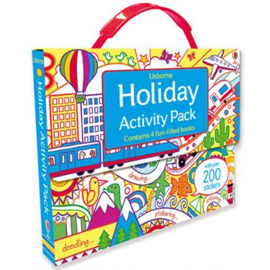 Wydawnictwo Usborne Publishing - Holiday Activity Pack