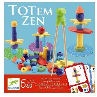 Djeco - Gra planszowa Totem zen