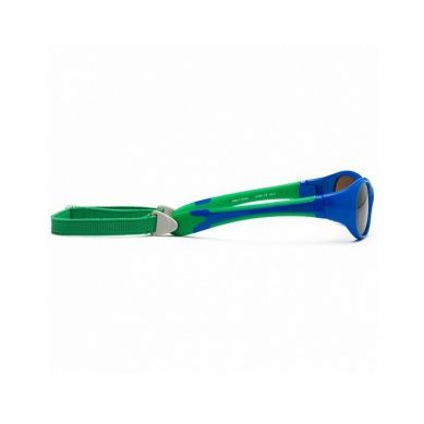Koolsun - Okularki dla Dzieci Flex Royal Green 0-3 lat