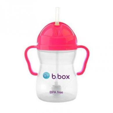 B.Box - Innowacyjny Kubek Niekapek Neon Różowy