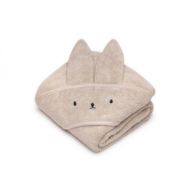 My Memi - Bambusowy ręcznik beige - rabbit