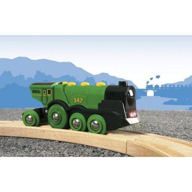 BRIO - World Wielka Zielona Lokomotywa