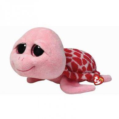 TY - Przytulanka Beanie Boos żółw Shellby  0m+