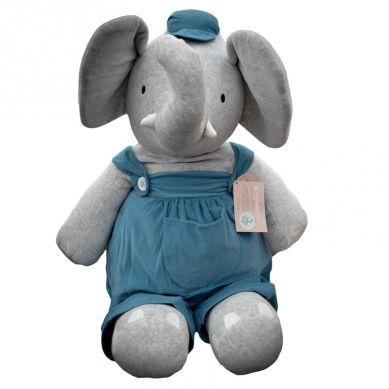 Meiya & Alvin - Przytulanka Alvin Elephant Cuddly Doll XXXL