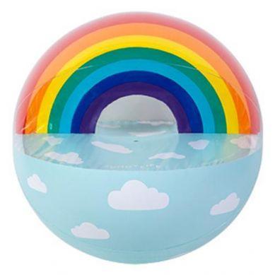 Sunnylife - Piłka Plażowa Rainbow XL