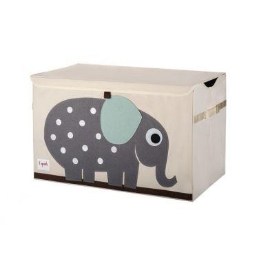 3 Sprouts - Pudełko Zamykane Słoń