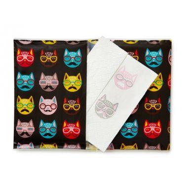 NPW ROW - Chusteczki Higieniczne Cat