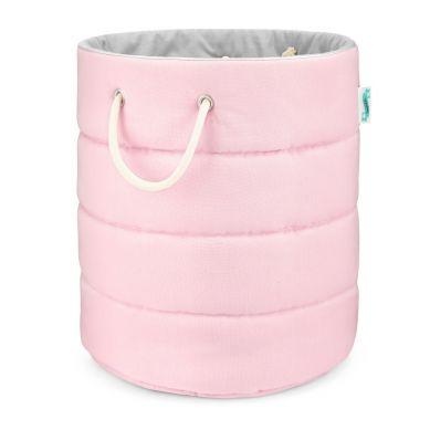 Lamps&co. - Kosz na Zabawki Classic Pink & Grey