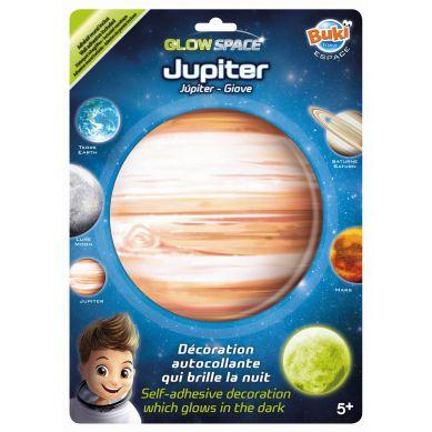 BUKI - Planeta Jowisz Świecąca w Ciemności