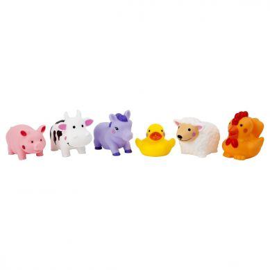 Sunnylife - Zabawki do Kąpiel Animals Farm