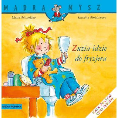 Wydawnictwo Media Rodzina -  Zuzia Idzie do Fryzjera