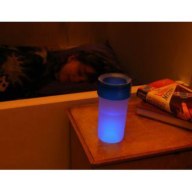 LiteCup - Moduł Świecący do Kubeczka Niebieski