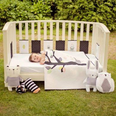 Bizzi Growin - Little Dreamer Bumper Ochraniacz do Łóżeczka