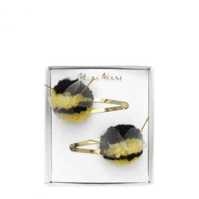 Meri Meri - Spinki Do Włosów Pszczółki