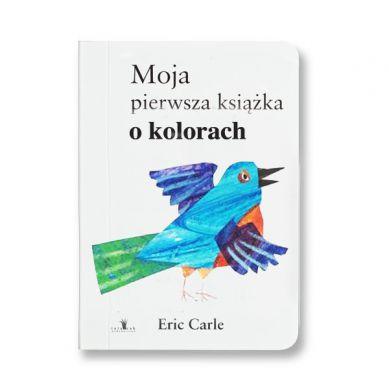Wydawnictwo Tatarak - Moja Pierwsza Książka o Kolorach