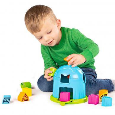 Fat Brain Toys - Fabryka Kształtów Sorter Shape Factory