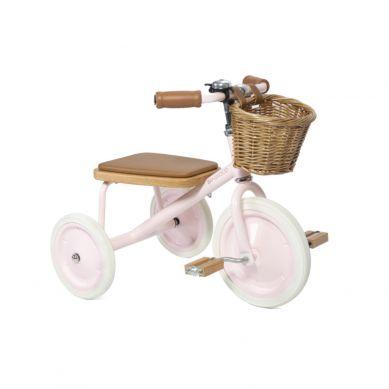 Banwood - Rowerek Trójkołowy Trike Pink 2+