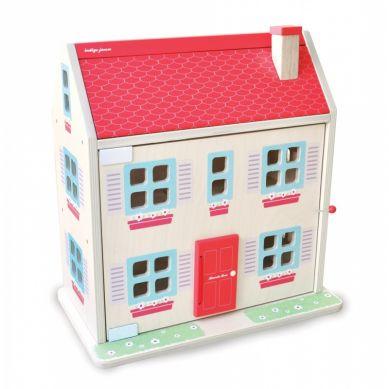 Indigo Jamm - Drewniany Domek Hascombe House