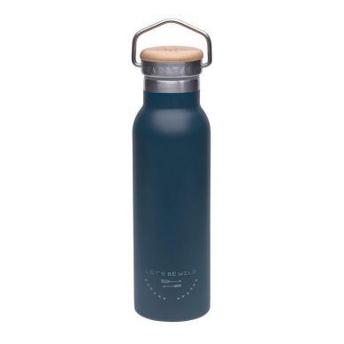 Lassig - Termos ze Stali Nierdzewnej Adventure Blue 460 ml