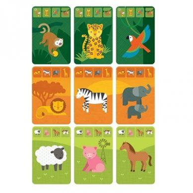 Petit Collage - Gra Karciana Zwierzęta