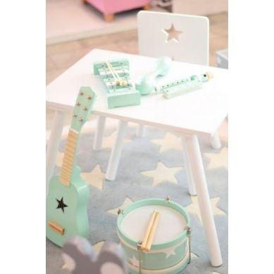 Kids Concept - Cymbałki Gwiazdki Zielone