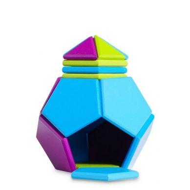 Buiten Speel - Magnetyczne Klocki UFO