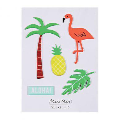 Meri Meri - Zestaw Naklejek Tropical