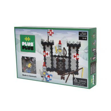 Plus Plus - Klocki Mini Basic 760 Zamek Rycerzy