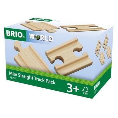 BRIO - World Zestaw Torów Prostych Krótkie