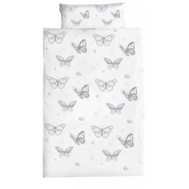 Effii - Pościel Dziecięca 70x100 Motyle