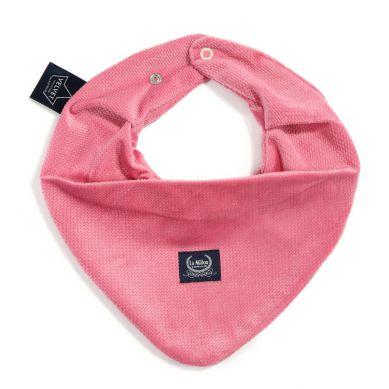 La Millou - Mięciutka Apaszka Velvet Collection Florida Pink