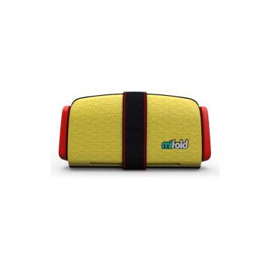 Mifold - Kompaktowy Fotelik Samochodowy Żółty