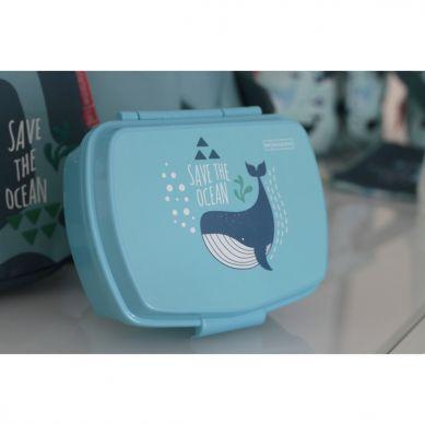 Save The Ocean - Pudełko Śniadaniowe