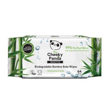 Cheeky Panda - Chusteczki Nawilżane dla Dzieci 64 szt
