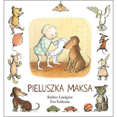 Wydawnictwo Zakamarki Pieluszka Maksa