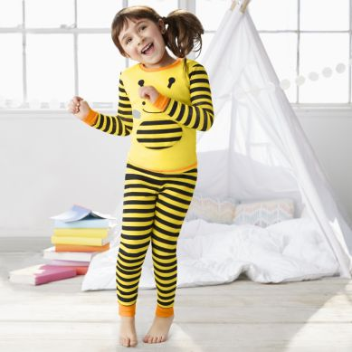 Skip Hop - Piżama Zoo Pszczółka 4T