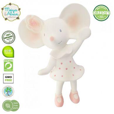 Meiya & Alvin - Organiczny Gyzak Piszczący Meiya Mouse