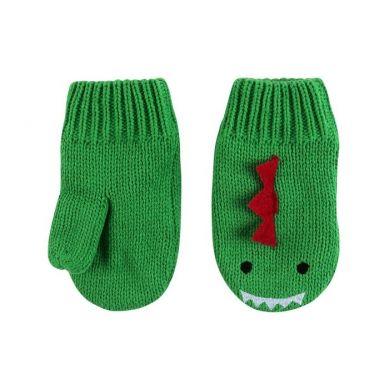 Zoocchini - Rękawiczki Dziecięce Dino 6-12M