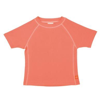 Lassig - Koszulka T-shirt do Pływania UV 50+ Peach 12m