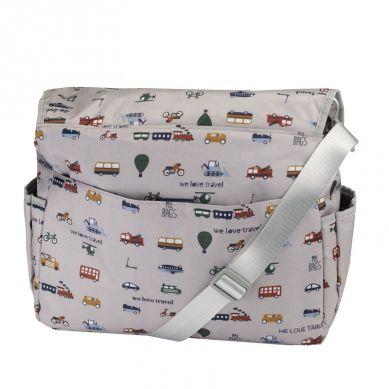 My Bag's - Torba do Wózka Flap Bag We Love Travel
