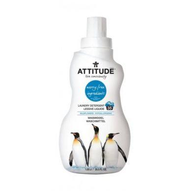 Attitude - Płyn do Prania Kwiaty Polne 35 prań - 1050 ml