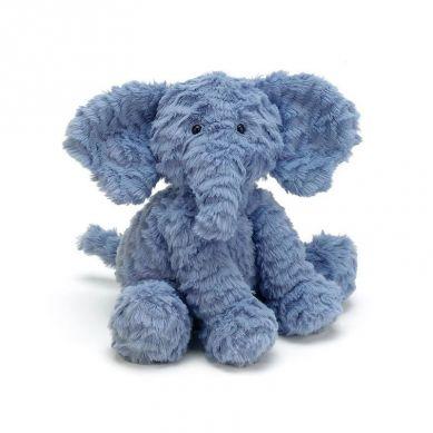 Jellycat - Słoń niebieski 23cm
